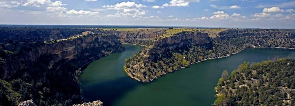 puente de la constitución destinos naturales hoces rio duraton