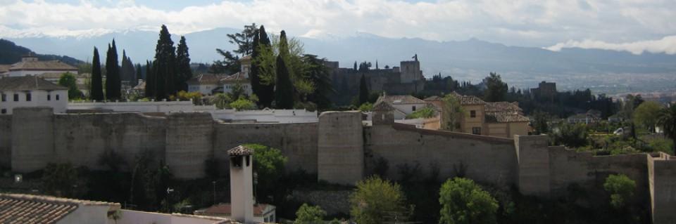 mirador de san cristobal Fuente albaicin-granada.com