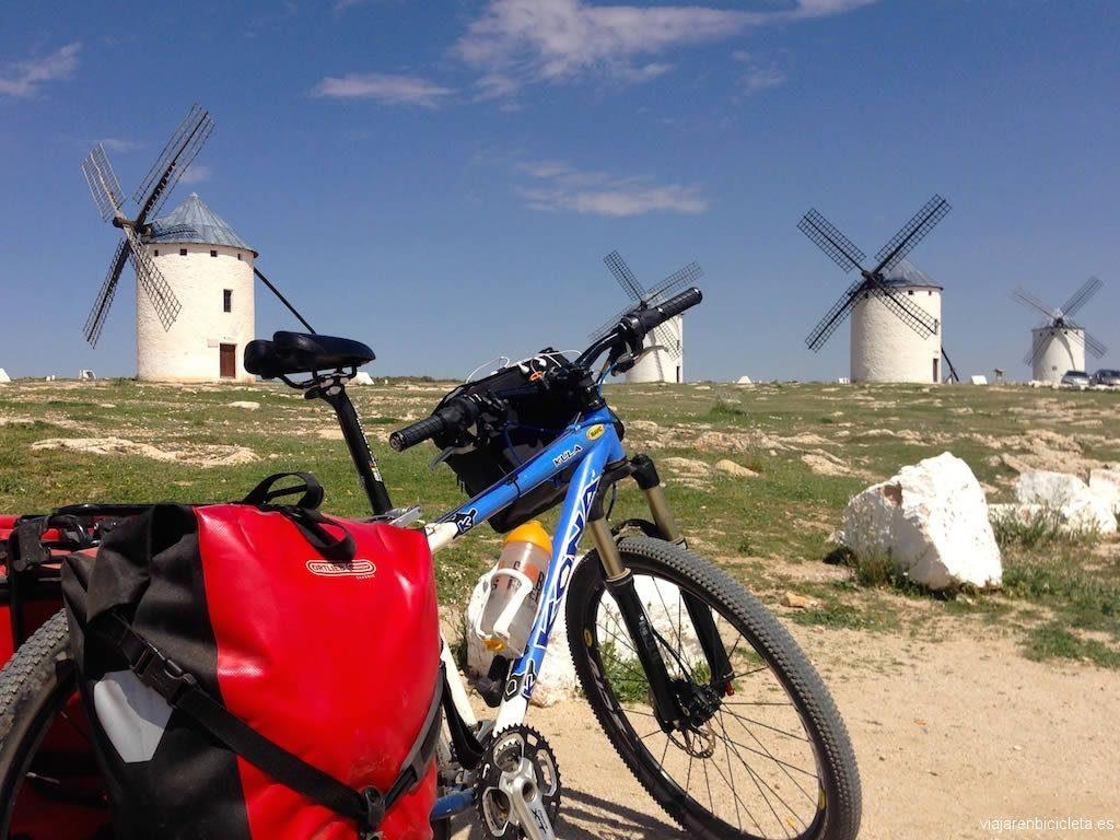 rutas en bici ruta quijote