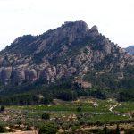 Santa Bàrbara, l'Horta de Sant Joan. Foto: Wikipedia