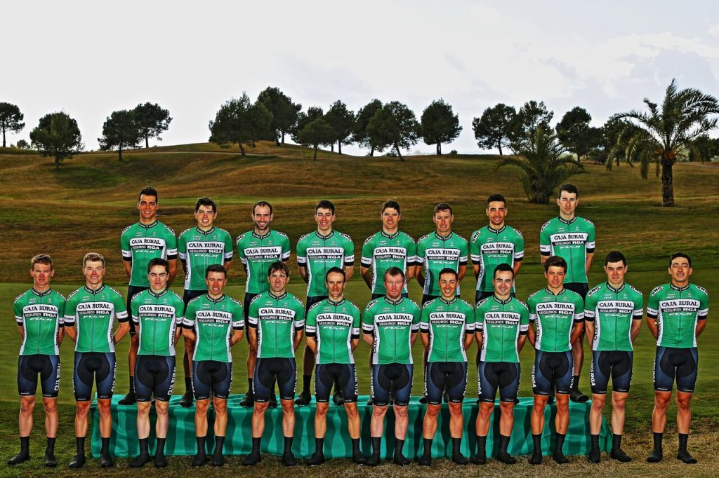 Team Caja Rural-Seguros RGA 2017