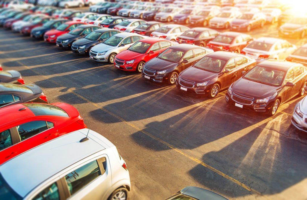 vehículos asegurados seguro coche