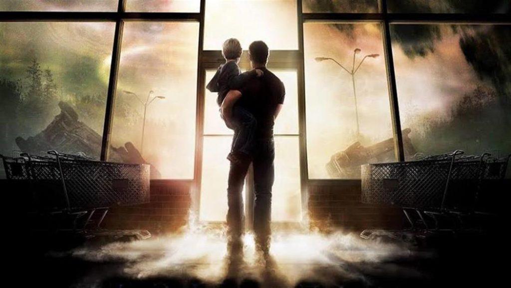 Imagen de la película 'La Niebla'.