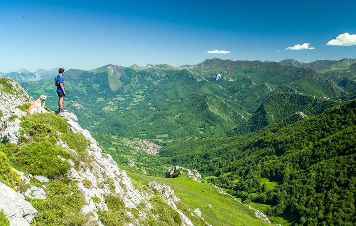 parque natural de redes. foto: turismo asturias