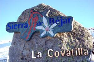 La Covatilla, Sierra de Béjar, La Vuelta a España, foto de José Antonio Cotallo López