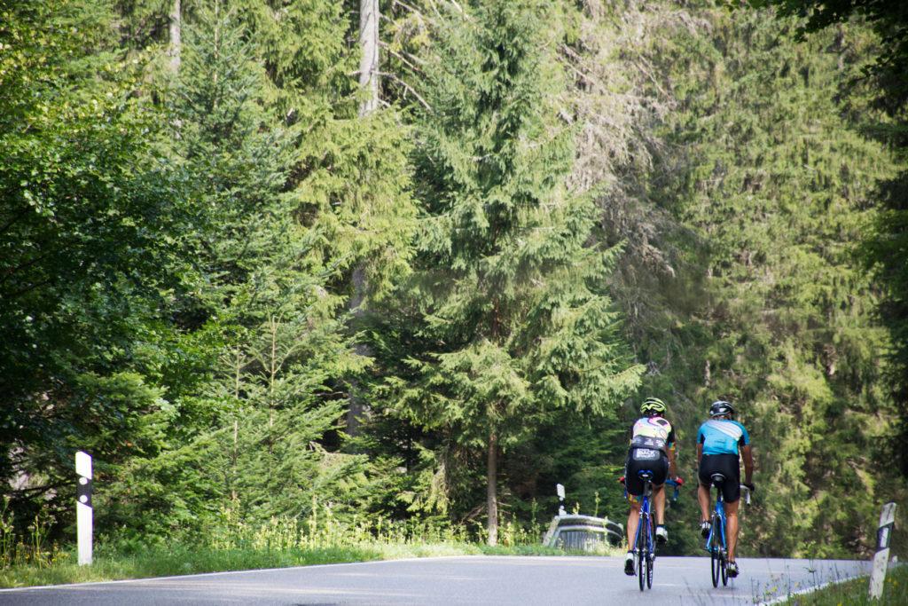 normas de circulación para ciclistas