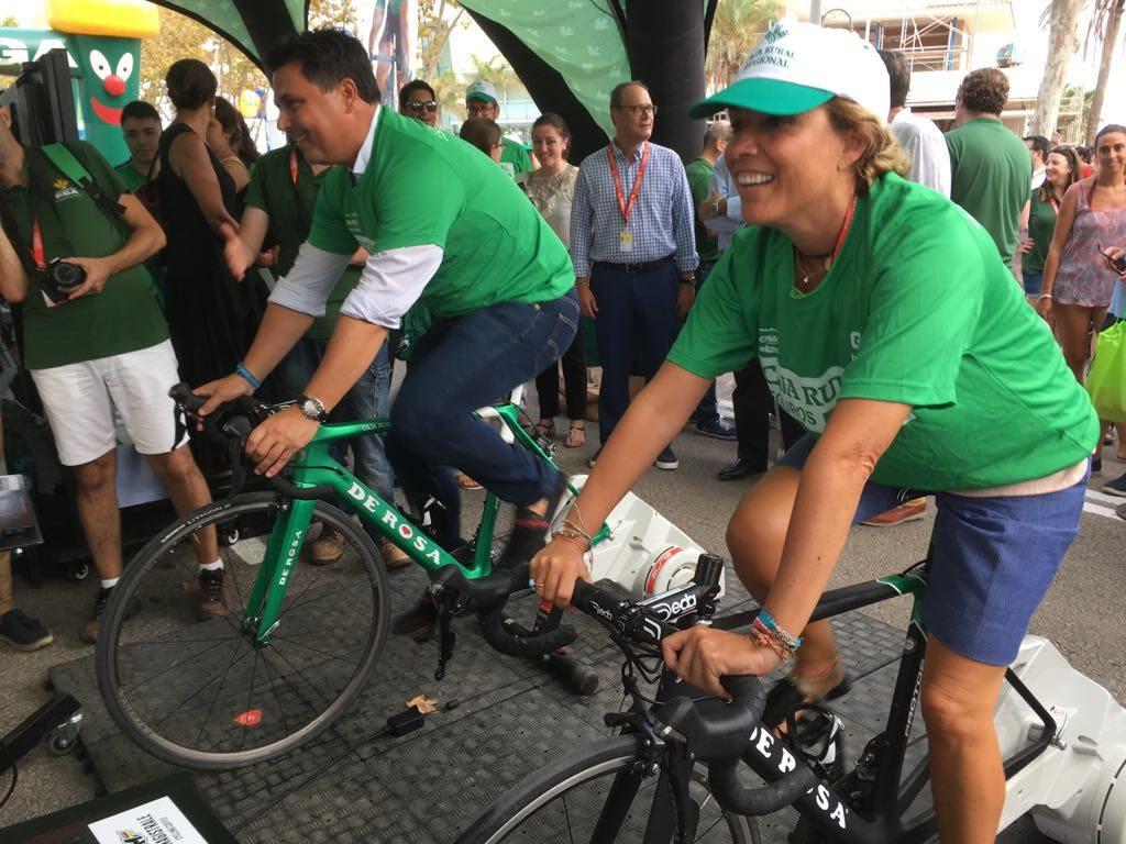 bicicleta solidaria 2018