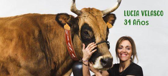 mujeres rurales lucia vaqueira
