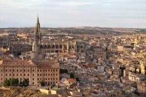 Panorámica de Toledo. Castilla-La Mancha