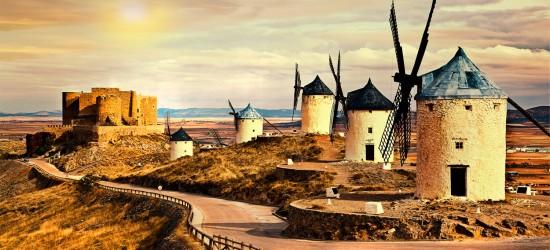 Molinos de Consuegra (Toledo). Castilla-La Mancha