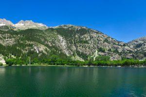 15 etapa de la vuelta panticosa lago pirineos