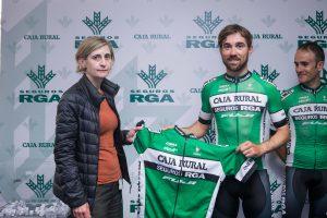 Visita equipo Caja Rural-Seguros RGA