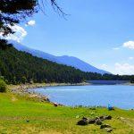 Lago d'Engolasters. Foto: Angela Llop