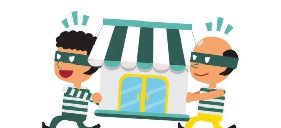 robos en comercios