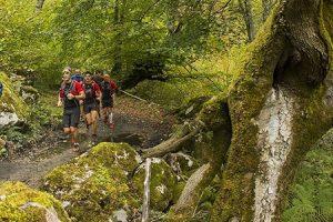 parque naturales de redes. foto: trailrun