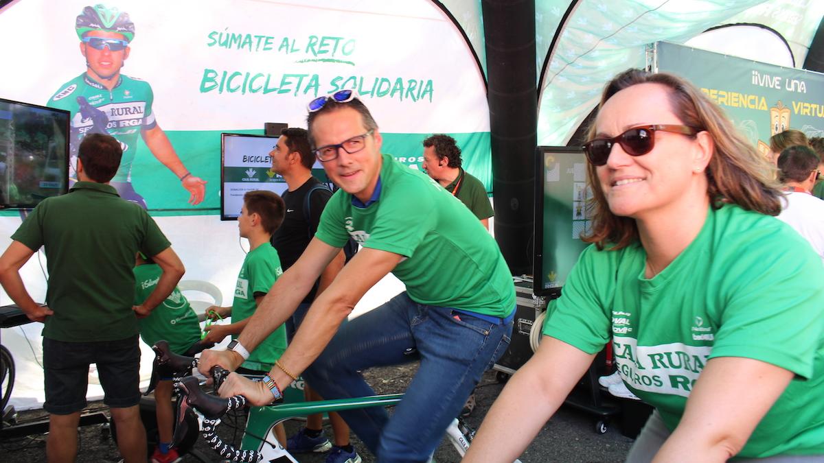 ONCE Bicicleta Solidaria