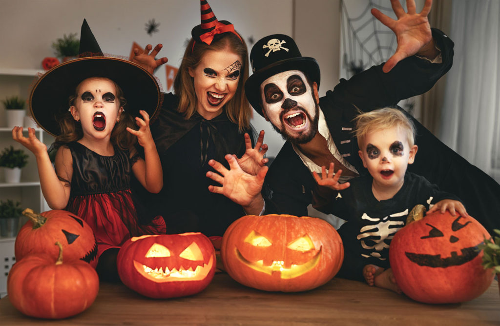 consejos de seguridad por halloween