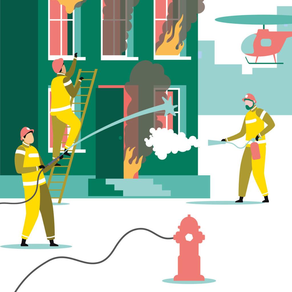 cobertura de incendios en los seguros de hogar rga seguros