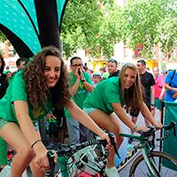 bicicleta solidaria 2017