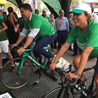 bicicleta solidaria 2018 rga seguros