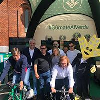 bicicleta solidaria 2019