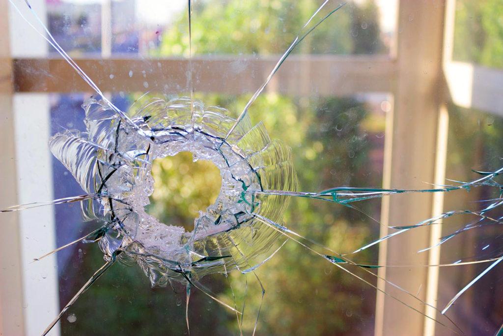 cristales rotos seguros