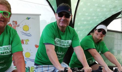 bicicleta solidaria en torrevieja