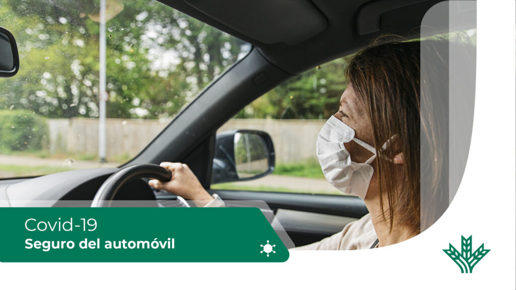 seguro del coche durante el estado de alarma