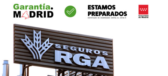 seguros rga libre covid 19 garantía madrid