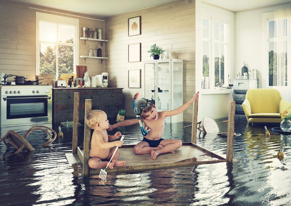 qué hacer en caso de siniestro en el hogar