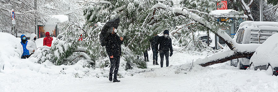 cobertura nevadas seguro riesgos atmosféricos